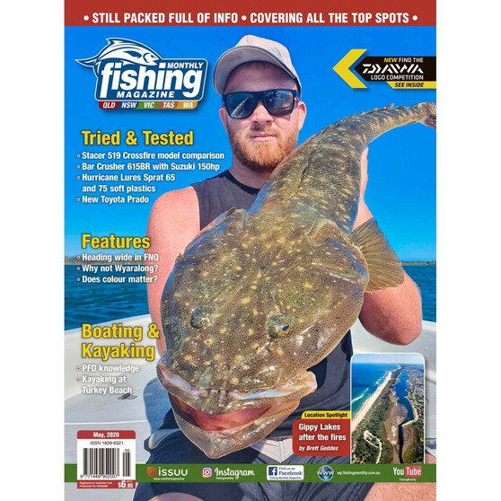QFM Fishing Monthly Magazine, , bcf_hi-res