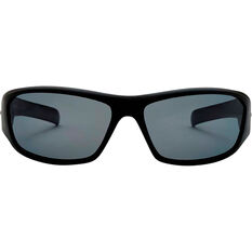 Marlin Polarised Sunglasses Black, Black, bcf_hi-res