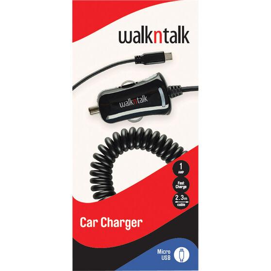 Walkntalk USB Car Charger, , bcf_hi-res