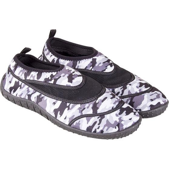 BCF Unisex Aqua Shoes Camo 12, Camo, bcf_hi-res