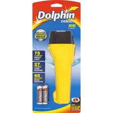 Eveready Dolphin Mini 4AA Torch, , bcf_hi-res