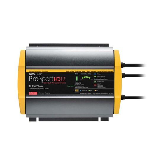 ProMariner Prosport HD 12V 12A 2 Bank, , bcf_hi-res