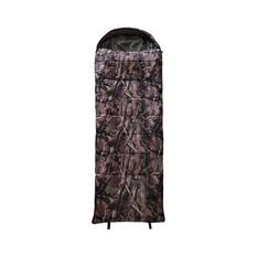 Wanderer Grampian Hooded Sleeping Bag, , bcf_hi-res