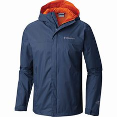 Men's Watertight II Jacket Carbon / Heatwave S, Carbon / Heatwave, bcf_hi-res