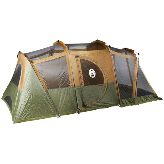 Coleman Cabin Gold Series 8 Person Instant Tent, , bcf_hi-res