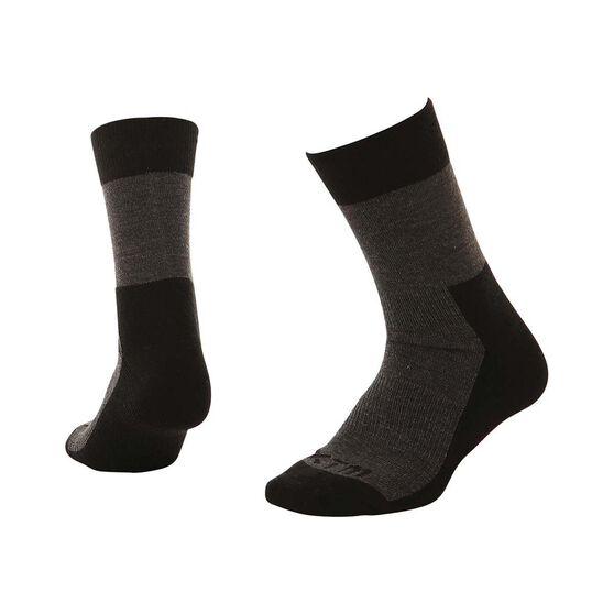 XTM Men's Tanami Socks, Black, bcf_hi-res