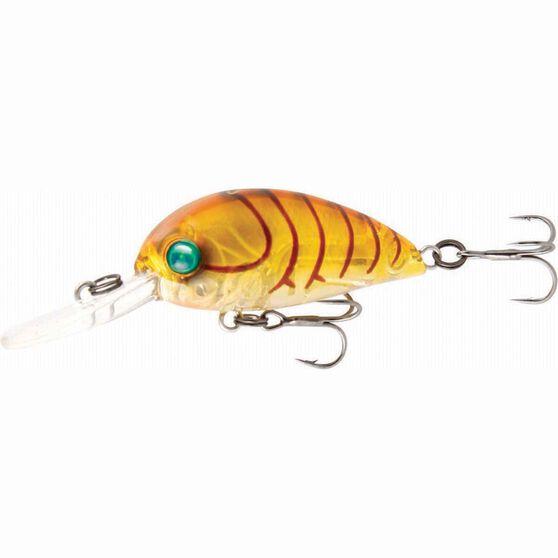 Savage Fat Head Crank Deep Runner Hard Body Lure 3.8cm, Shrimp, bcf_hi-res