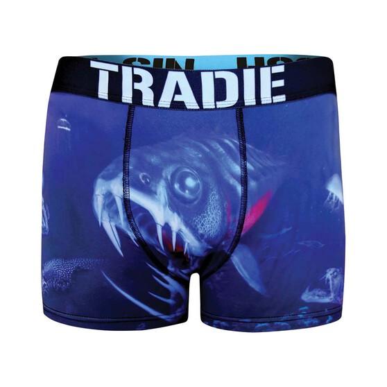 Tradie Men's Twilight Zone Trunk, Print, bcf_hi-res