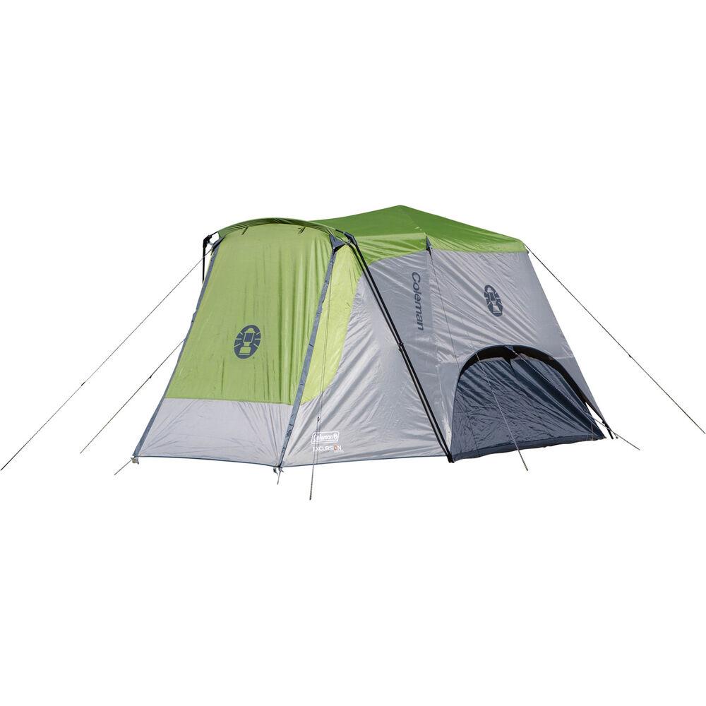 Coleman Excursion Instant Up Tent 6 Person Bcf