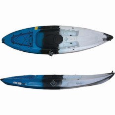 Glide Reflection Sit on Top Kayak Blue, Blue, bcf_hi-res