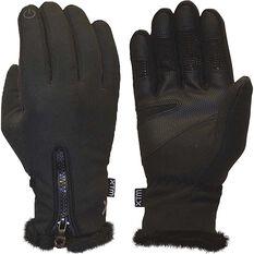 XTM Performance Women's Nina Gloves Black S, Black, bcf_hi-res