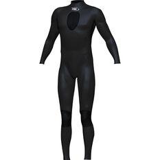 Spearo Steamer Wetsuit Black L, Black, bcf_hi-res