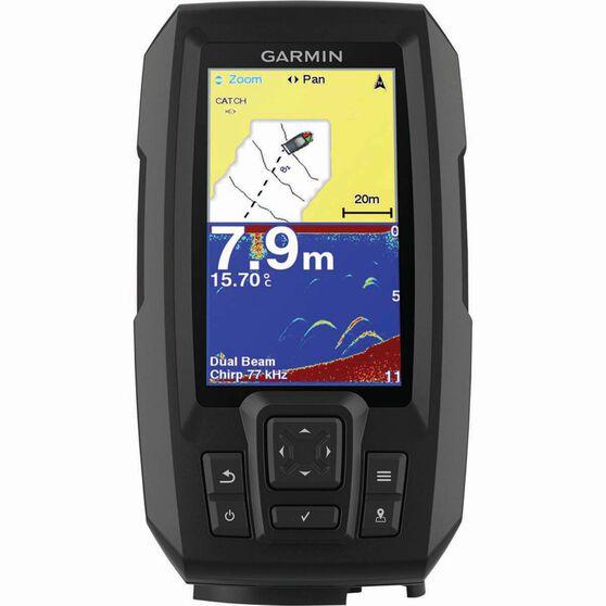 Garmin Striker Plus 4 Fish Finder Including Transducer and Built-In GPS, , bcf_hi-res
