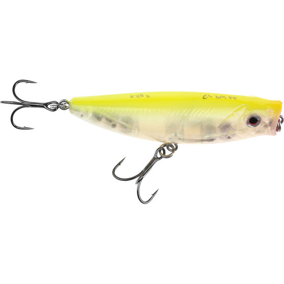 Savage 3D Minnow Pop Walker Lure 8cm Shrimp, , bcf_hi-res
