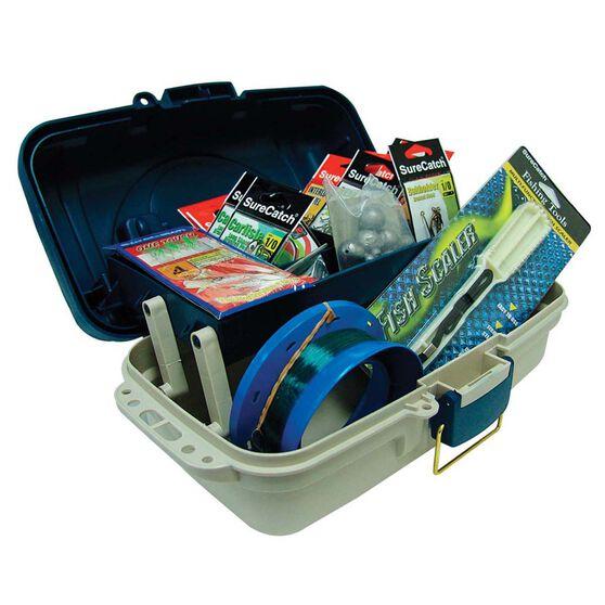 Surecatch Supreme Tackle Kit 125 Piece, , bcf_hi-res
