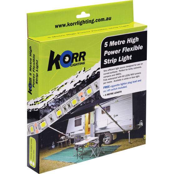 Korr High Powered Flexible Tape 5m, , bcf_hi-res