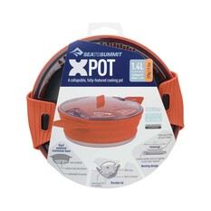 Sea to Summit X-Pot™ 1.4L Orange 1.4L, , bcf_hi-res