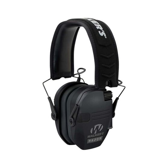 Walker's Slim Electronic Shooting Folding Earmuff Series, , bcf_hi-res