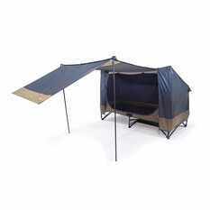 OzTrail Easy Fold Single Stretcher Shelter, , bcf_hi-res