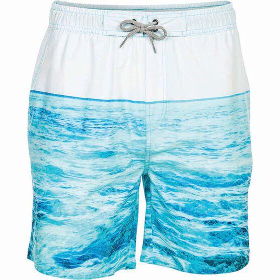 BCF THREADS Men's Marlin Boardshorts, , bcf_hi-res