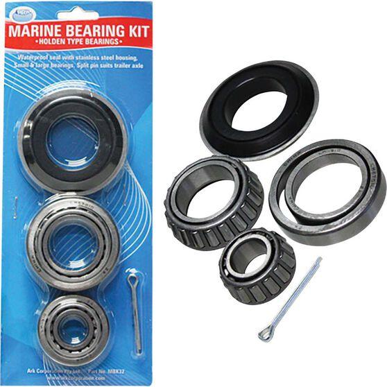 Ark Marine Trailer Bearing Kit - Holden Type, , bcf_hi-res