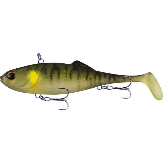 Berkley Shimma Shad Soft Vibe Lure 100mm Bait Fish, Bait Fish, bcf_hi-res