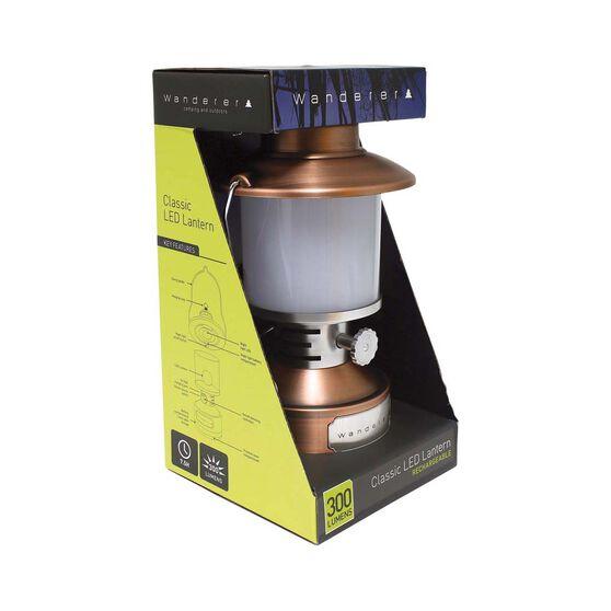 Wanderer Classic Rechargeable LED Lantern, , bcf_hi-res