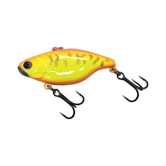 Asari Vibe Chase Lures 5.5cm XD Orange Tiger, Orange Tiger, bcf_hi-res