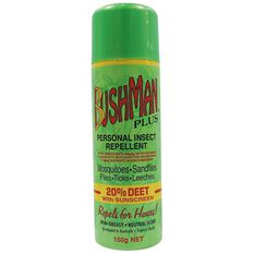 Aero Insect Repellent with Sunscreen 150g, , bcf_hi-res