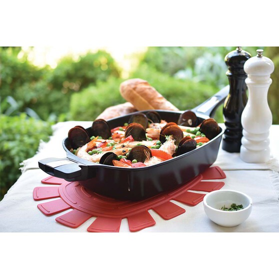Weber Q Ware Casserole and Frying Pan Large Pack, , bcf_hi-res