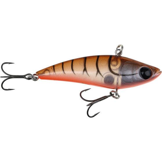 Savage Vibra Prey Vibe Lure 6cm 12g Brown Shrimp, Brown Shrimp, bcf_hi-res