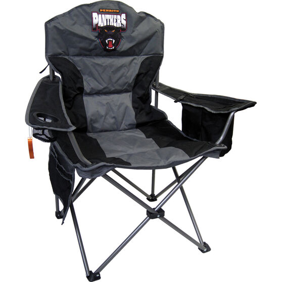 NRL Panthers Camp Chair, , bcf_hi-res