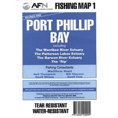 AFN Port Phillip Bay Fish Map, , bcf_hi-res