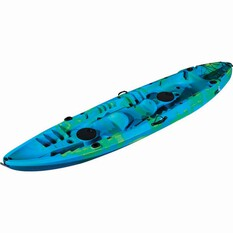 Glide Reflection II Tandem 2 Person Kayak Blue / Green, , bcf_hi-res