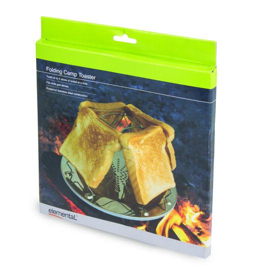 Campfire Stove Toaster 4 Slice, , bcf_hi-res