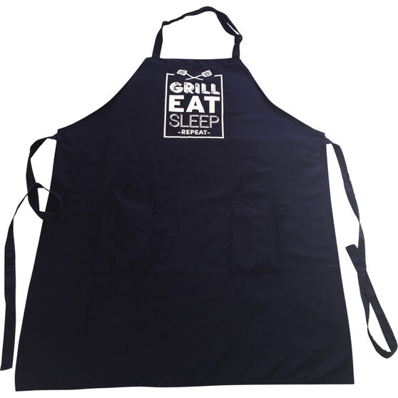 Gill Eat Sleep Repeat' BBQ Apron, , bcf_hi-res