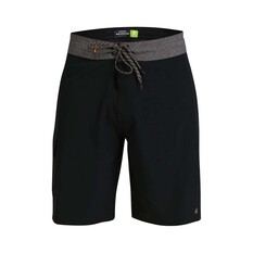 Quiksilver Waterman Men's Angler 20 Boardshorts Black 30, Black, bcf_hi-res