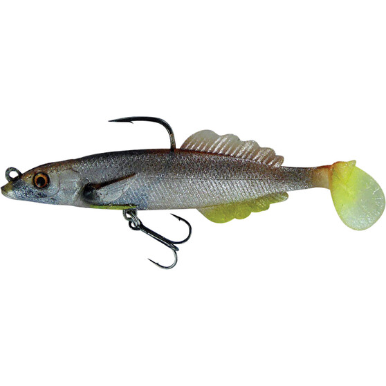 Chasebaits Live Whiting Soft Plastic Lure 95mm Sand Whiting, Sand Whiting, bcf_hi-res