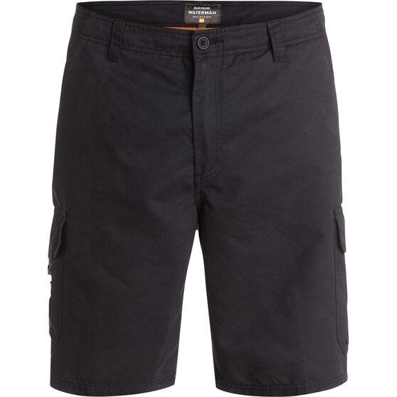Quiksilver Men's Maldive 8 Shorts Black 40 Men's, Black, bcf_hi-res