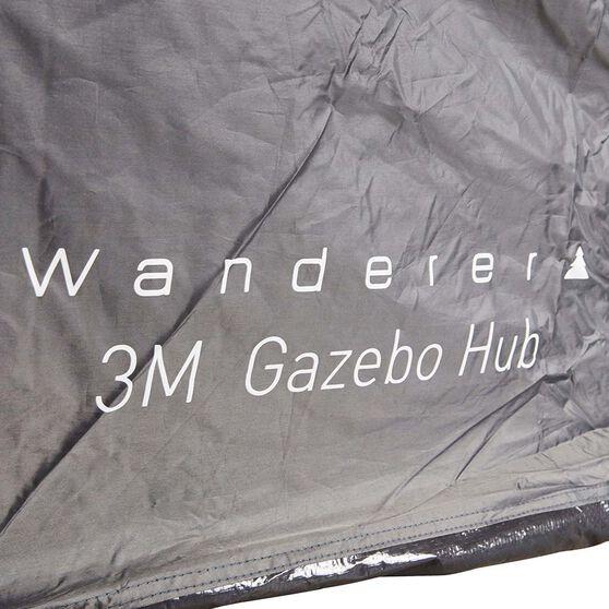 Wanderer Gazebo Hub 3x3m, , bcf_hi-res