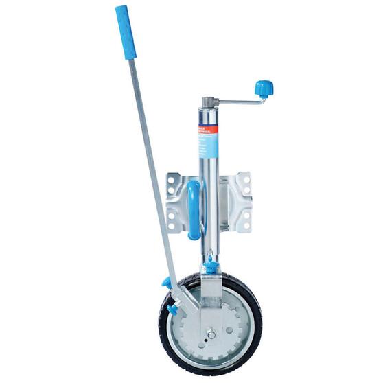 ARK Ezimover 10in Single Ratchet Jockey Wheel, , bcf_hi-res