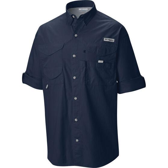 Columbia Men's Bonehead Long Sleeve Shirt Navy XL, Navy, bcf_hi-res