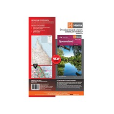Hema Queensland State Map (12th Edition), , bcf_hi-res