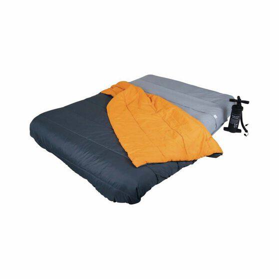 Wanderer Queen Air Bed Pack, , bcf_hi-res