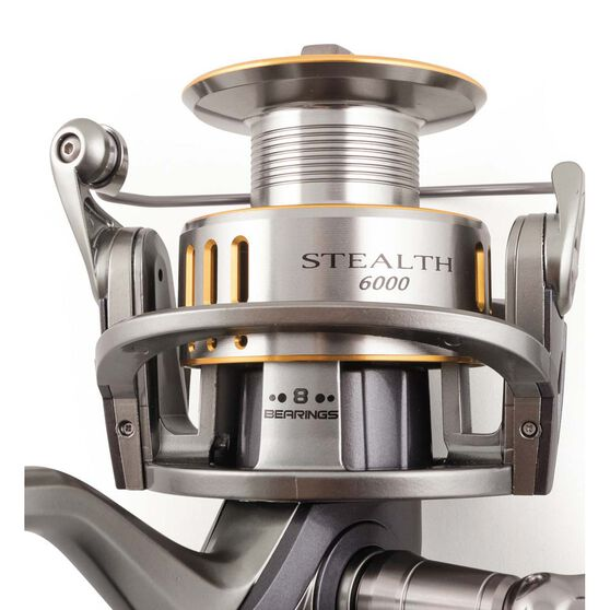 Savage Stealth Spinning Reel 6000, , bcf_hi-res
