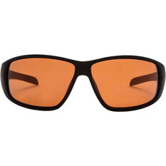 Stingray Barracuda Polarised Sunglasses Black, Black, bcf_hi-res