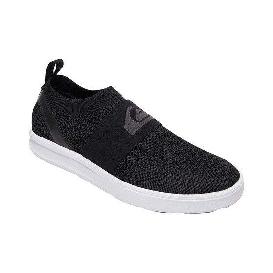 Quiksilver Waterman Men's Amphibian Plus II Slip-on Shoes, Black, bcf_hi-res