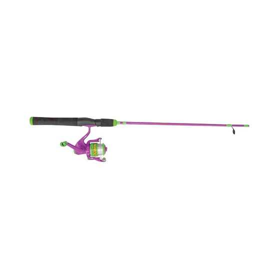 Shakespeare Catch A Monster Junior Combo Purple 4ft6in, Purple, bcf_hi-res