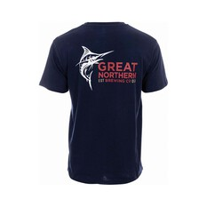 The Great Northern Brewing Co. Mens Marlin Tee, , bcf_hi-res