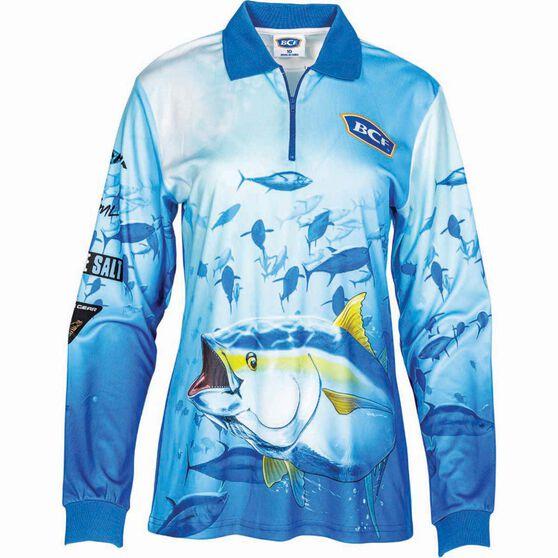 BCF Women's Tuna Sublimated Polo, , bcf_hi-res